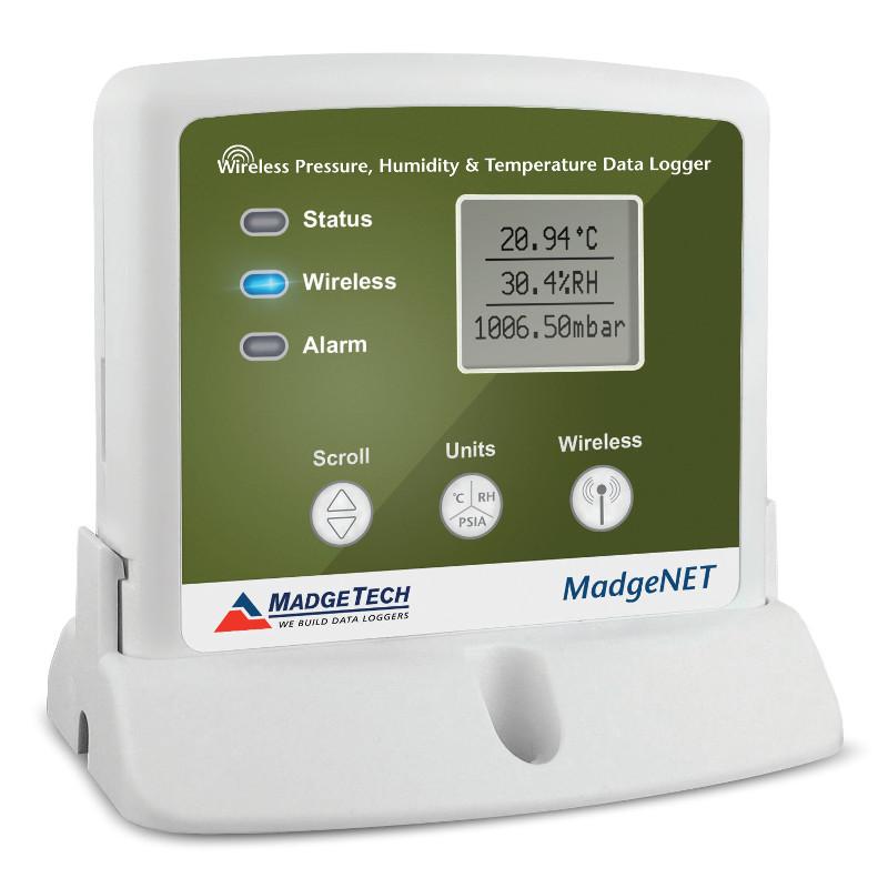 MadgeTech Pressure Data Loggers