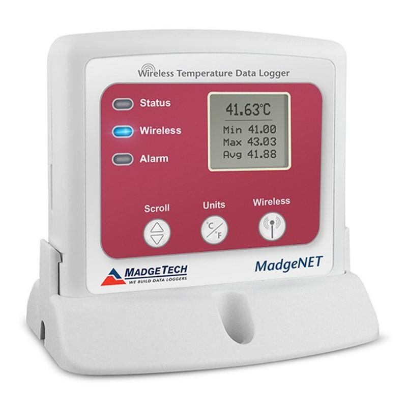 MadgeTech Temperature Data Loggers