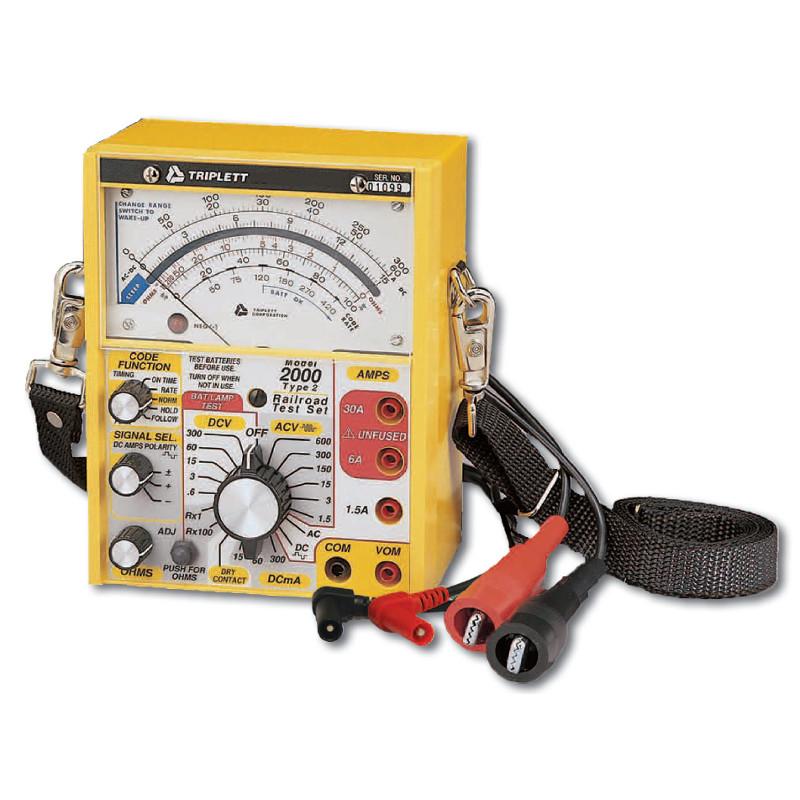 Electrical Testing Instruments : Electrical test instruments instrumentation