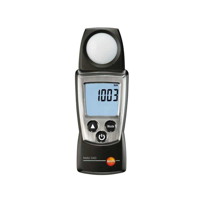 Testo Light Measuring Instruments