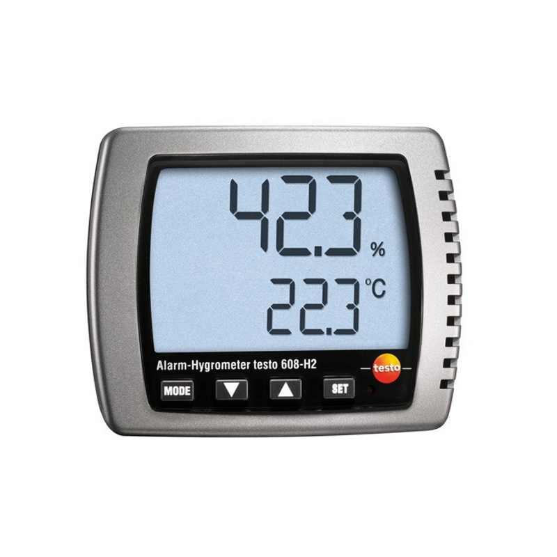 Testo Humidity Measurements