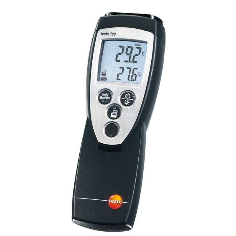 Testo Temperature Measurements