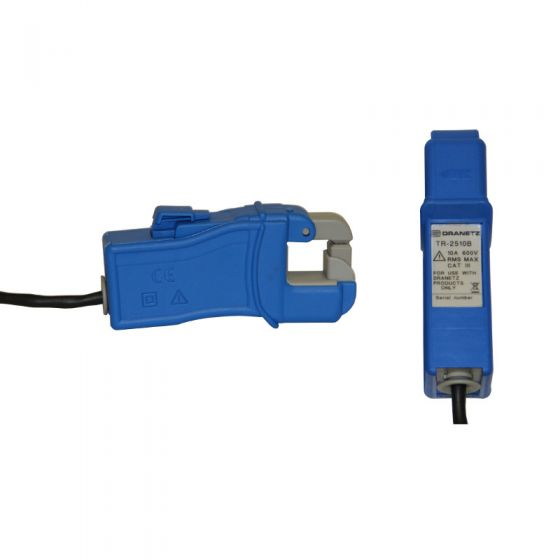 Dranetz TR-2510B 1A-10ARMS CT Current Probe