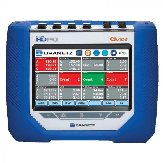 Dranetz HDPQ Guide Power Quality Monitor
