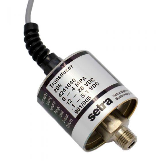 Setra 206 Industrial Pressure Transducer