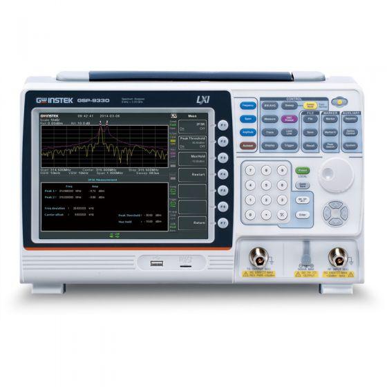 GW Instek GSP-9330 3.25GHz Spectrum Analyzer