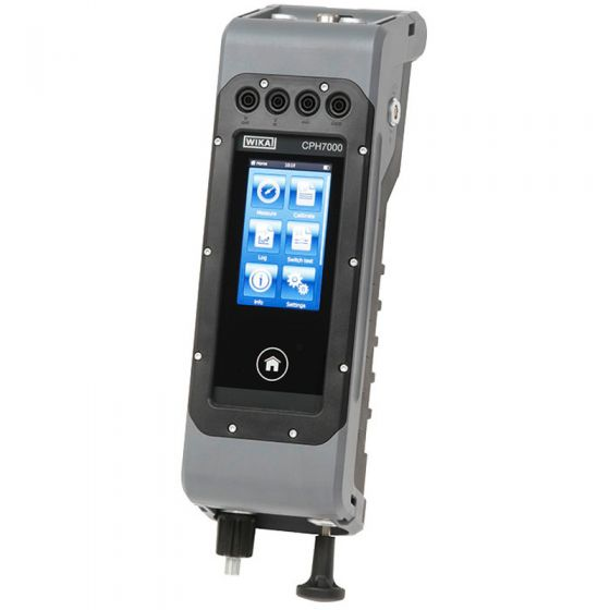 Wika Mensor CPH7000 Portable Process and Pressure Calibrator