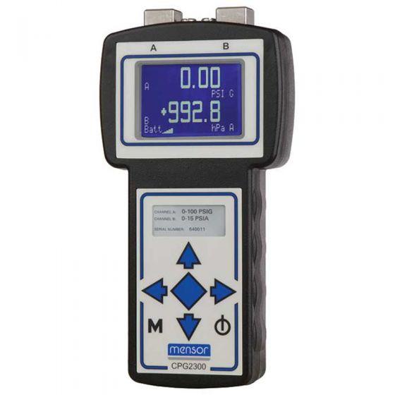 Wika Mensor CPG2300 Portable Pressure Calibrator