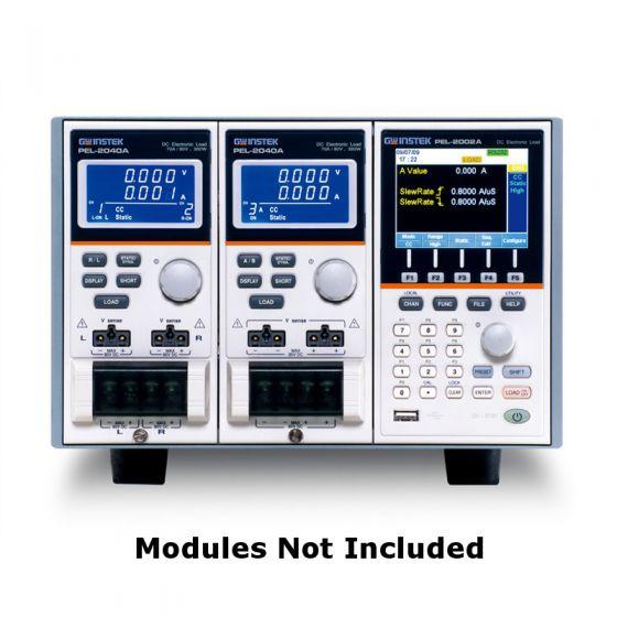 GW Instek PEL-2002A 2-Slot Programmable DC Electronic Load Mainframe