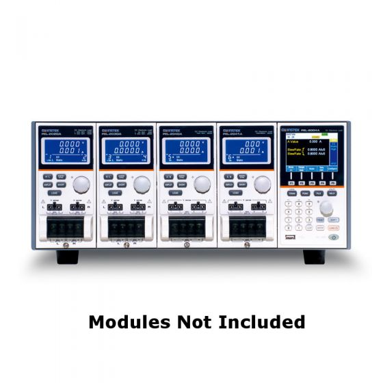 GW Instek PEL-2004A 4-Slot Programmable DC Electronic Load Mainframe