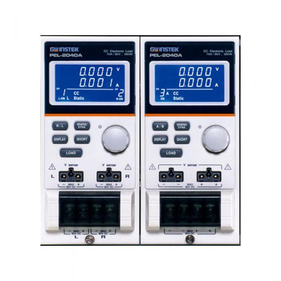 GW Instek PEL-2040A 350W Single Channel DC Electronic Load Module