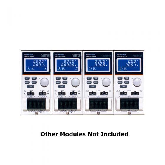 GW Instek PEL-2041A 350W Single Channel DC Electronic Load Module