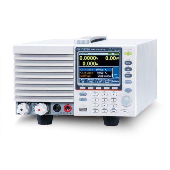 GW Instek PEL-3031E 300W Programmable Single Channel DC Electronic Load