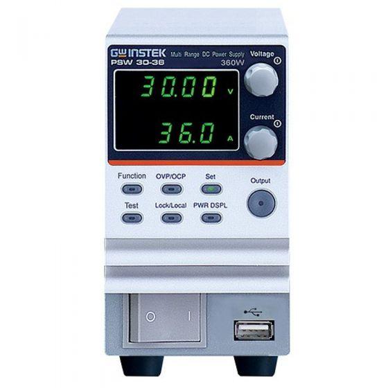GW Instek PSW 30-36 30 Volt 36 Amp DC Power Supply