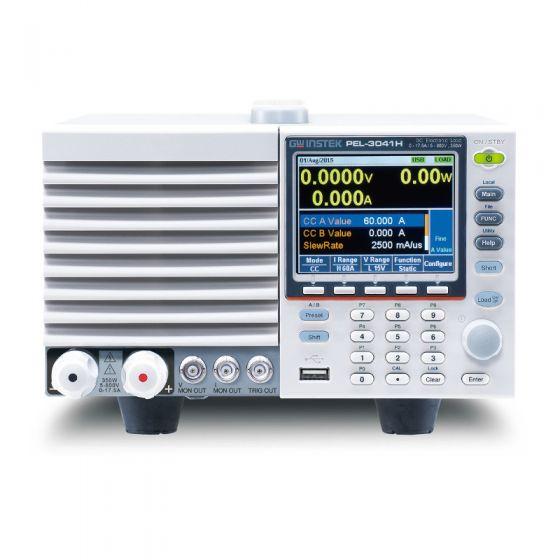 GW Instek PEL-3041H 350W Programmable DC Electronic Load