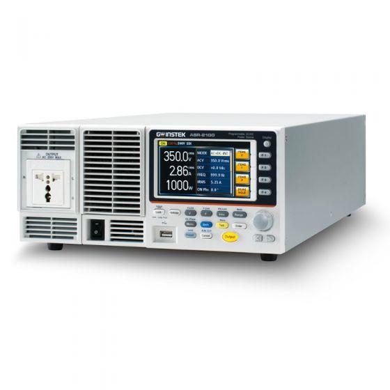 GW Instek ASR-2050 500VA Programmable AC/DC Power Source