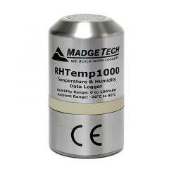 MadgeTech RHTemp1000 Rugged Temperature & Humidity Datalogger (Stainless Steel Enclosure) RHTemp1000