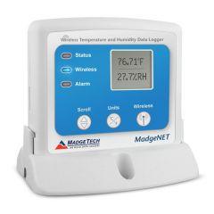 MadgeTech RFRHTemp2000A Wireless Humidity and Temperature Data Logger RFRHTemp2000A