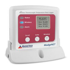 MadgeTech RFTCTemp2000A Wireless Thermocouple Temperature Data Logger RFTCTemp2000A
