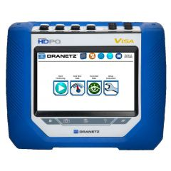 Dranetz HDPQ Visa Power Quality Meter Recorder HDPQ-VAPKG