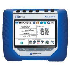 Dranetz HDPQ Xplorer Power Quality Analyzing Monitor HDPQ-XAPKG