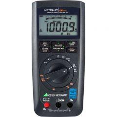 GMC Instruments METRAHIT AM BASE 4½ Place TRMS Voltage Multimeter (M241A) M241A