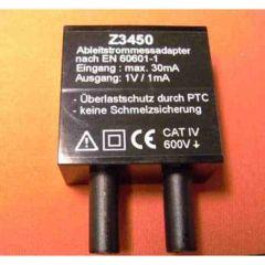 GMC Instruments Z3450 Leakage Current Adapter DIN VDE 0107/0705 Z3450