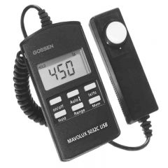 GMC Instruments MAVOLUX 5032 C USB Light Meter - DISCONTINUED MAVOLUX 5032 C USB