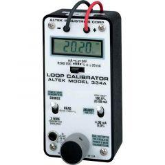 Altek 334A Loop Calibrator - DISCONTINUED 334A