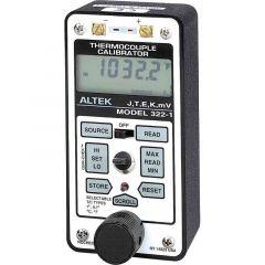 Altek 322-1 Thermocouple Calibrator - DISCONTINUED Altek-322-1