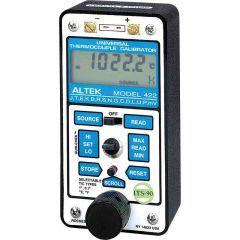 Altek 422 14-Type Universal Thermocouple Calibrator - DISCONTINUED 422
