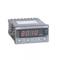 West 8010+ Temperature Process Panel Meter P8011-Z2