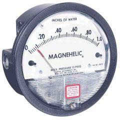 Dwyer Series 2000 Magnehelic Differential Pressure Gauge MHDPG