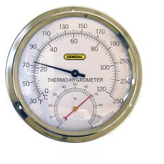 General Tools A600FC High Temperature Thermo-Hygrometer A600FC