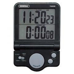 General Tools TI895B Dual Timer with Jumbo Display - DISCONTINUED TI895B
