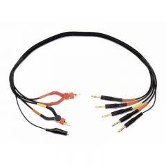 Probe Master 2069 4 Wire Banana Termination Kelvin Lead Set - DISCONTINUED PM2069