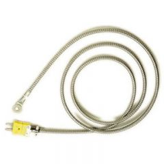 Newport Heavy Duty Armored Bolt-On Washer Thermocouple Assembly WT-HD