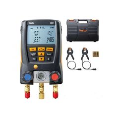 Testo 550-2 Refrigeration System Analyzer Deluxe Kit - DISCONTINUED 0563 5506