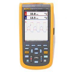 Fluke 123B/S 20 MHz ScopeMeter FlukeView Software with SCC Kit FLUKE-123B/NA/S