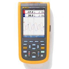 Fluke 124B 40 MHz Hand-Held Industrial ScopeMeter FLUKE-124B/NA