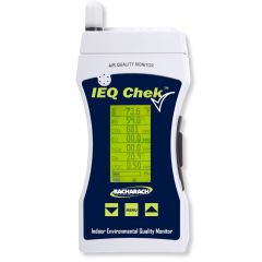 Bacharach IEQ Chek 1540-2009 Indoor Environment Quality Monitor with CO2 0-20% and O2 sensors - DISCONTINUED 1540-2009