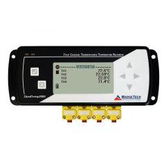 MadgeTech QuadTemp2000 4 Channel Thermocouple Temperature Data Logger - DISCONTINUED QuadTemp2000