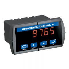 Precision Digital Trident PD765-7R 36 VDC Process & Temperature Digital Panel Meter PD765-7R