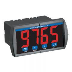 Precision Digital Trident X2 PD765-6X 265 VAC Process & Temperature Digital Panel Meter PD765-6X