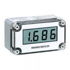 Precision Digital PD686 NEMA 4X Intrinsically Safe & Nonincendive Loop-Powered Digital Process Meter PD686