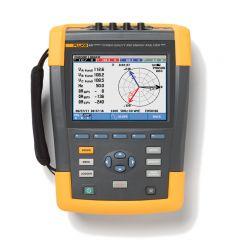 Fluke 437-II/BASIC Series II 400Hz Power Quality and Energy Analyzer FLUKE-437-II/BASIC