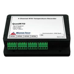 MadgeTech QuadRTD 4 Channel RTD Temperature Data Logger - DISCONTINUED QUADRTD
