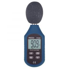 Reed Instruments R1920 Sound Level Meter, Compact Series R1920