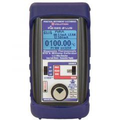 PIECAL 525Plus Diagnostic Temperature and mA Loop Calibrator PIE-525Plus