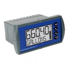 Precision Digital Loop Leader PD6608 Intrinsically Safe & Nonincendive Loop-Powered Digital Process Meter PD6608